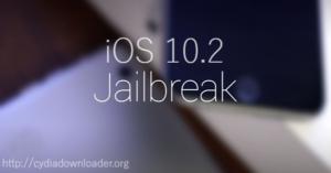 iOS 10.2 Cydia installer