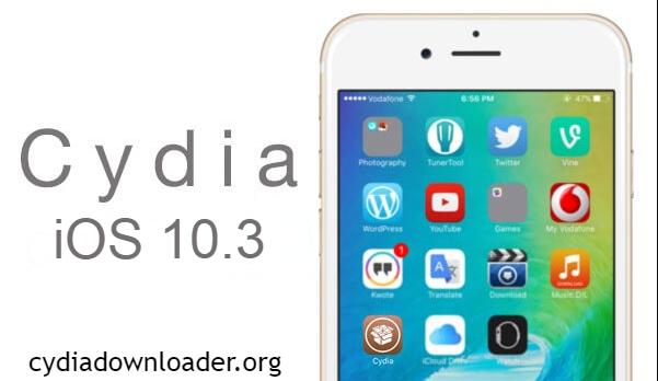 iOS 10.3 cydia