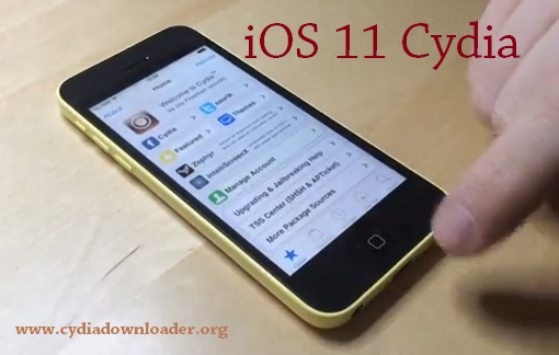 ios 11 cydia