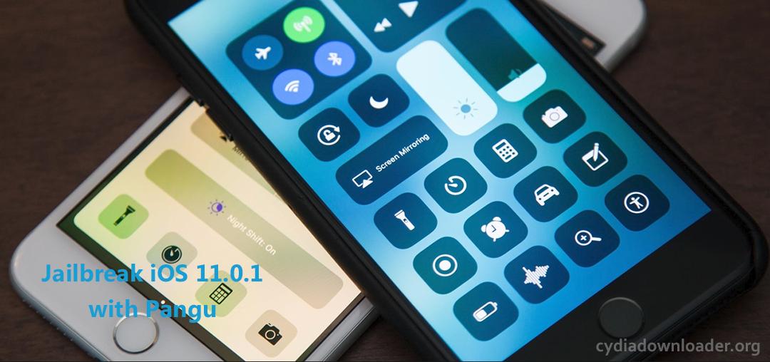 jailbreak iOS 11.0.1