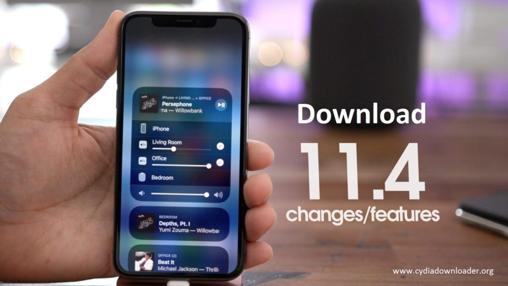 ios 11-4 download
