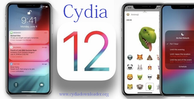 ios 12 cydia