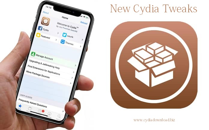 A list of new Cydia tweaks for Electra users - Cydia DownloaderCydia