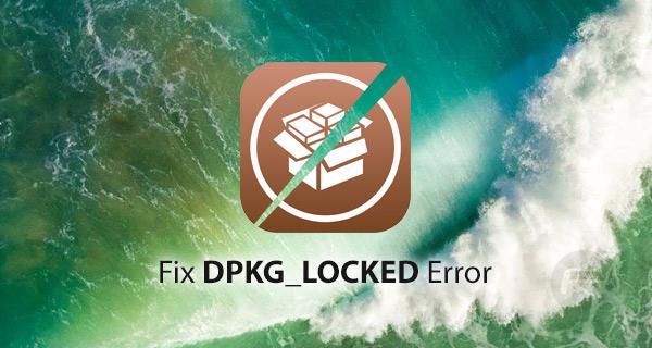 cydia dpkg locked