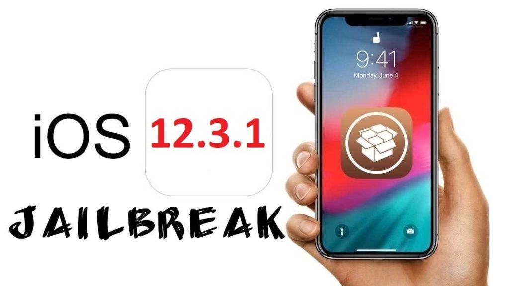 jailbreak ios 12.3.1